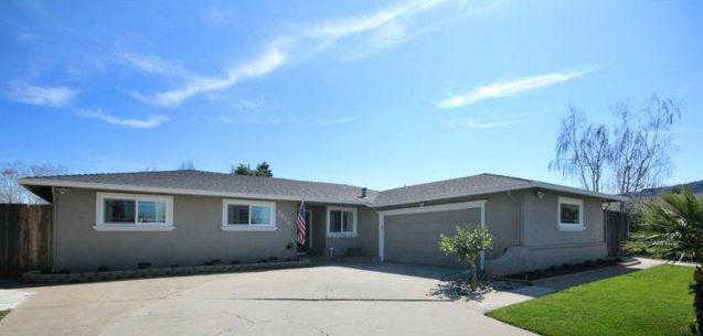 7630 Westwood Drive, Gilroy, CA 95020 now has a new price of $675,000!