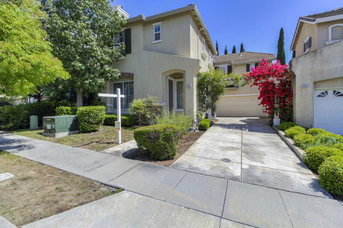 3418 Wasson Court, San Jose, CA 95148 is now new to the market!