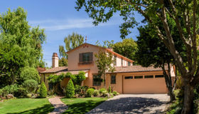 615 Columbia Drive, San Mateo, CA 94402