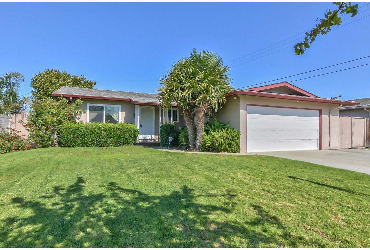 1421 Linwood Drive, Salinas, CA 93906 is now new to the market!