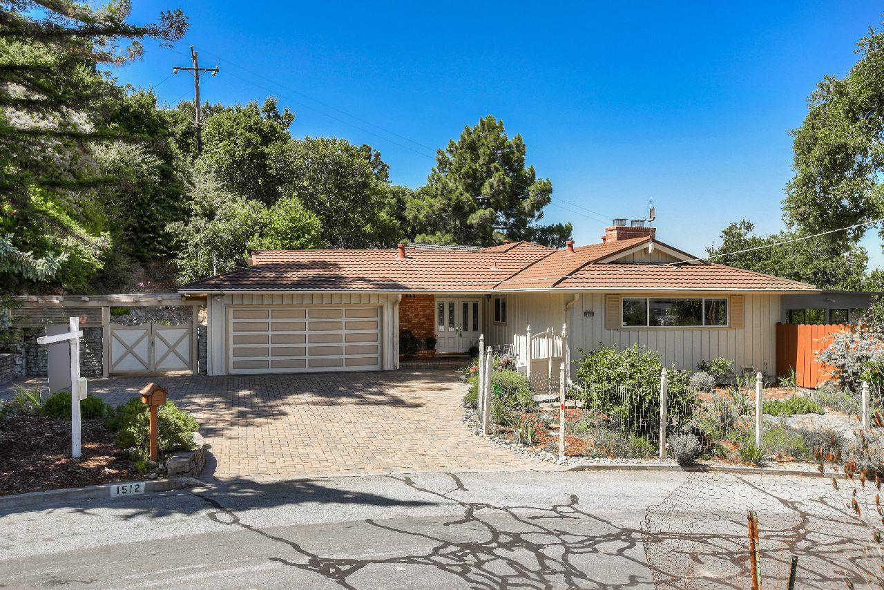 1512 Vine Street, Belmont, CA 94002 is now new to the market!