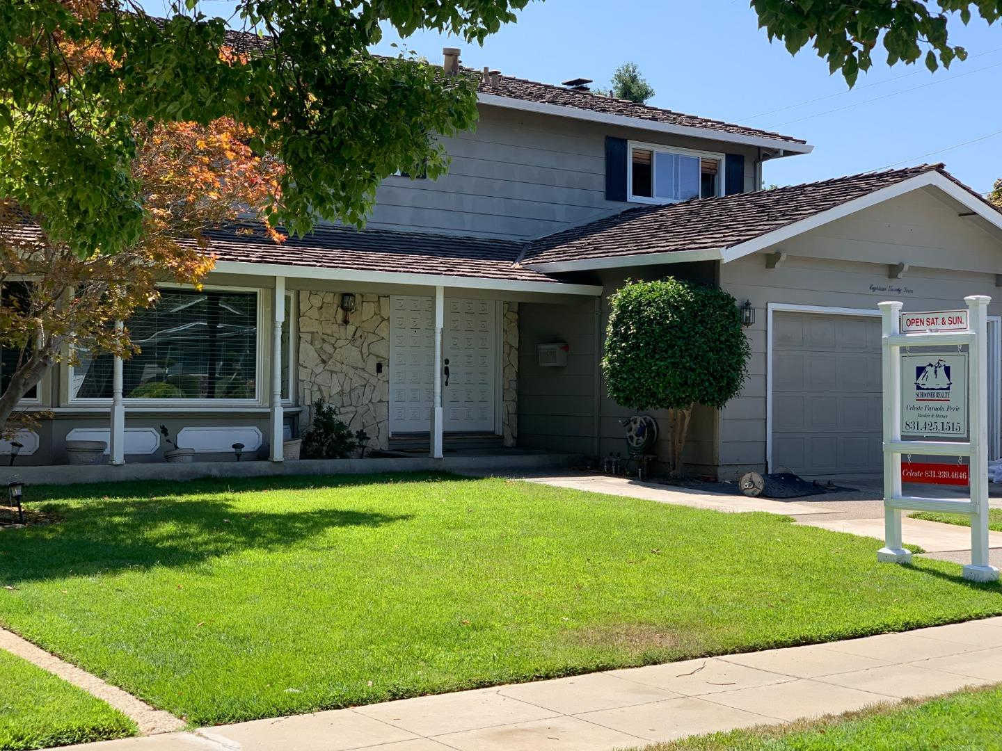 1824 Harris Avenue, San Jose, CA 95124 is now new to the market!