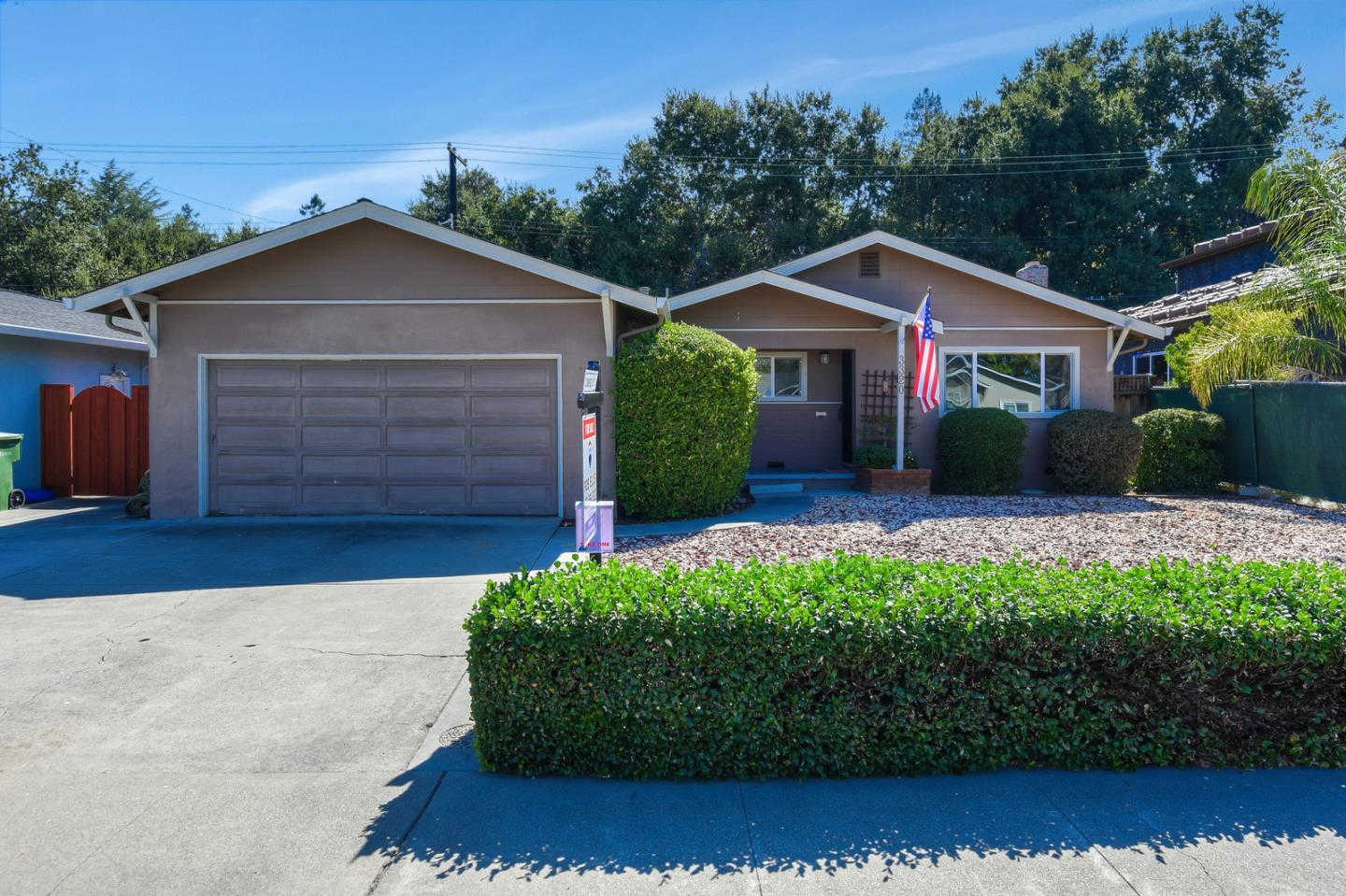 3320 Tracy Drive, Santa Clara, CA 95051 is now new to the market!