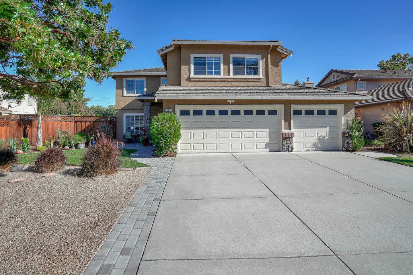 400 Via Largo Court, Morgan Hill, CA 95037 is now new to the market!
