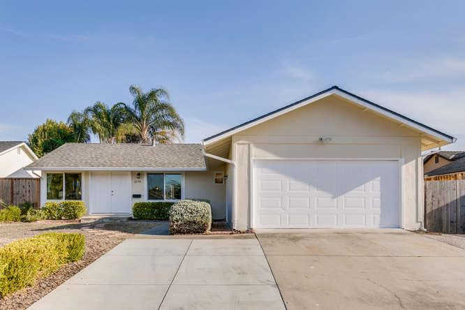 2574 Amaryl Drive, San Jose, CA 95132 is now new to the market!