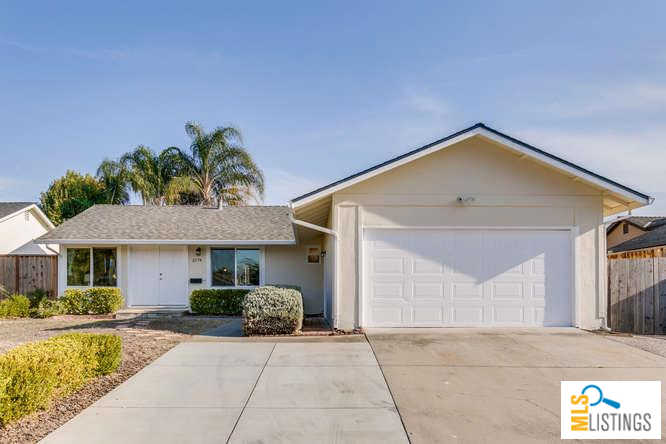 Another Property Sold - 2574 Amaryl Drive, San Jose, CA 95132