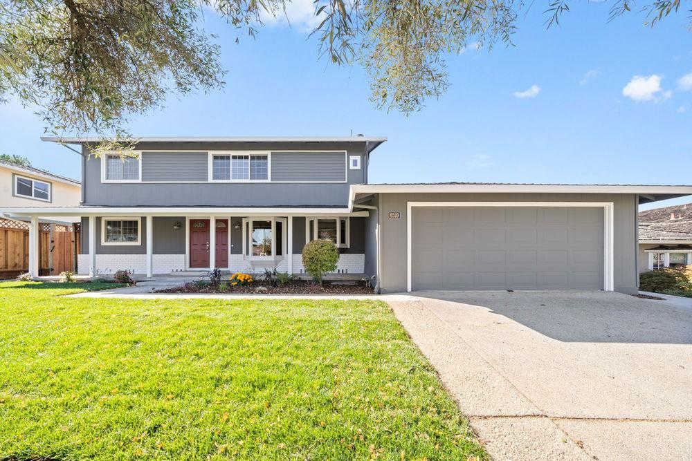 6529 Fall River Drive, San Jose, CA 95120 is now new to the market!
