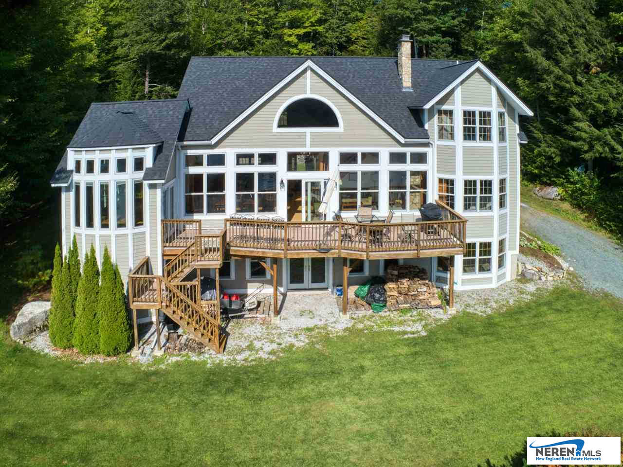 1271 Harvey Mountain, Barnet, VT 05821 now has a new price of $749,000!