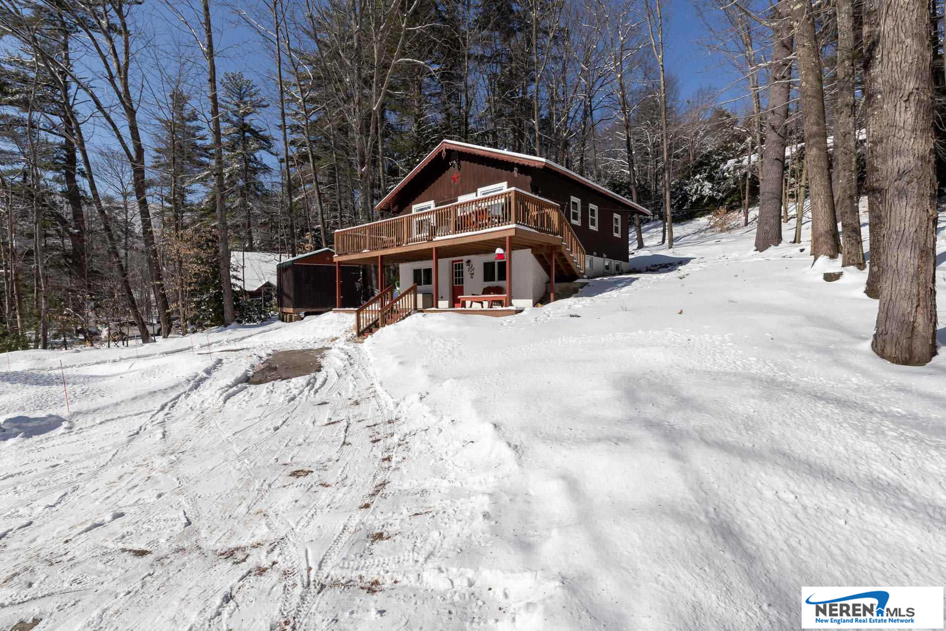 Video Tour  - 43 Area Road, Gilford, NH 03249