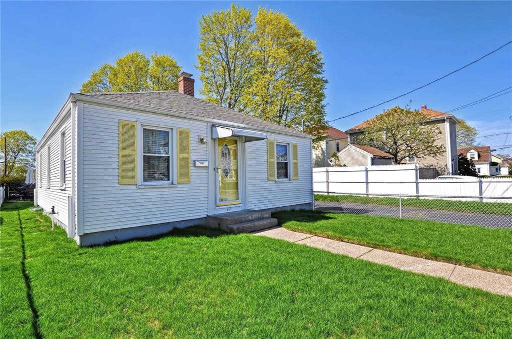 47 Slade St, Pawtucket, RI 02861 now has a new price of $237,500!