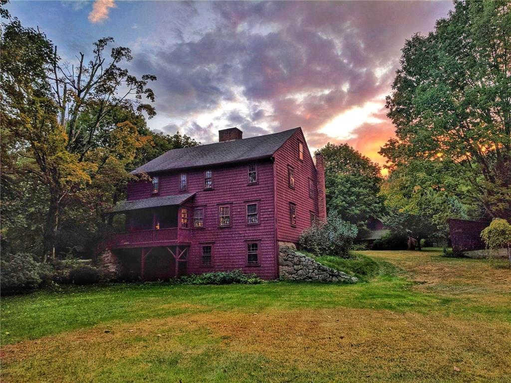 58 Weaver Hill Rd, West Greenwich, RI 02817 is now new to the market!