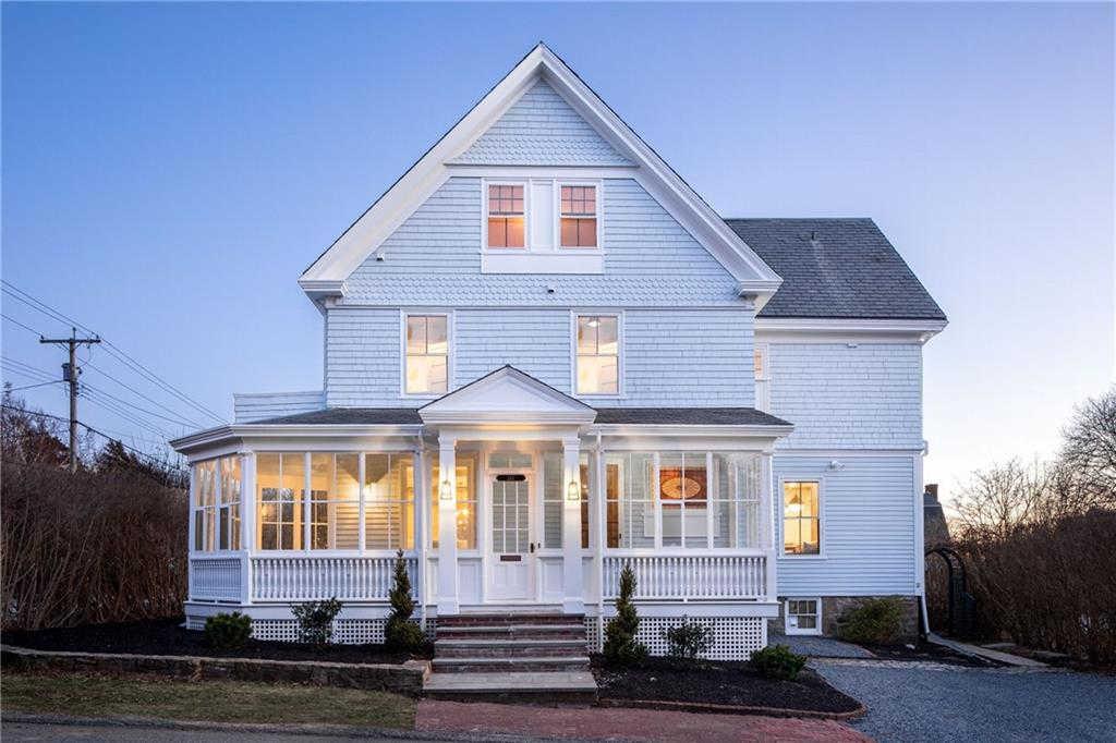 169 Ruggles Av, Newport, RI 02840 now has a new price of $1,100,000!