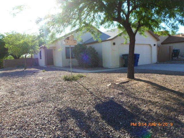 Another Property Sold - 4540 S Wellington Drive, Tucson, AZ 85730