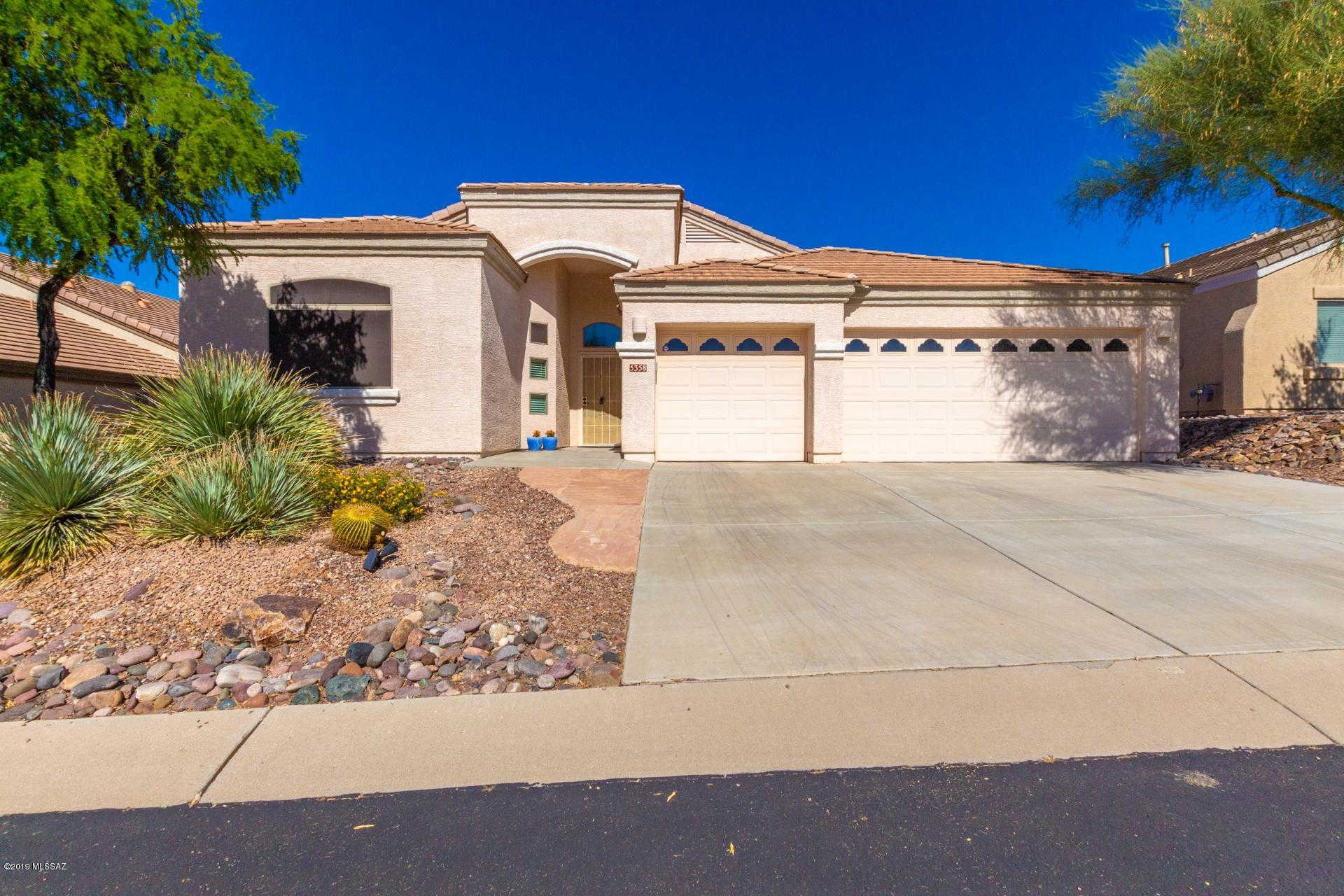 Another Property Sold - 5358 W Calico Cactus Court, Marana, AZ 85658