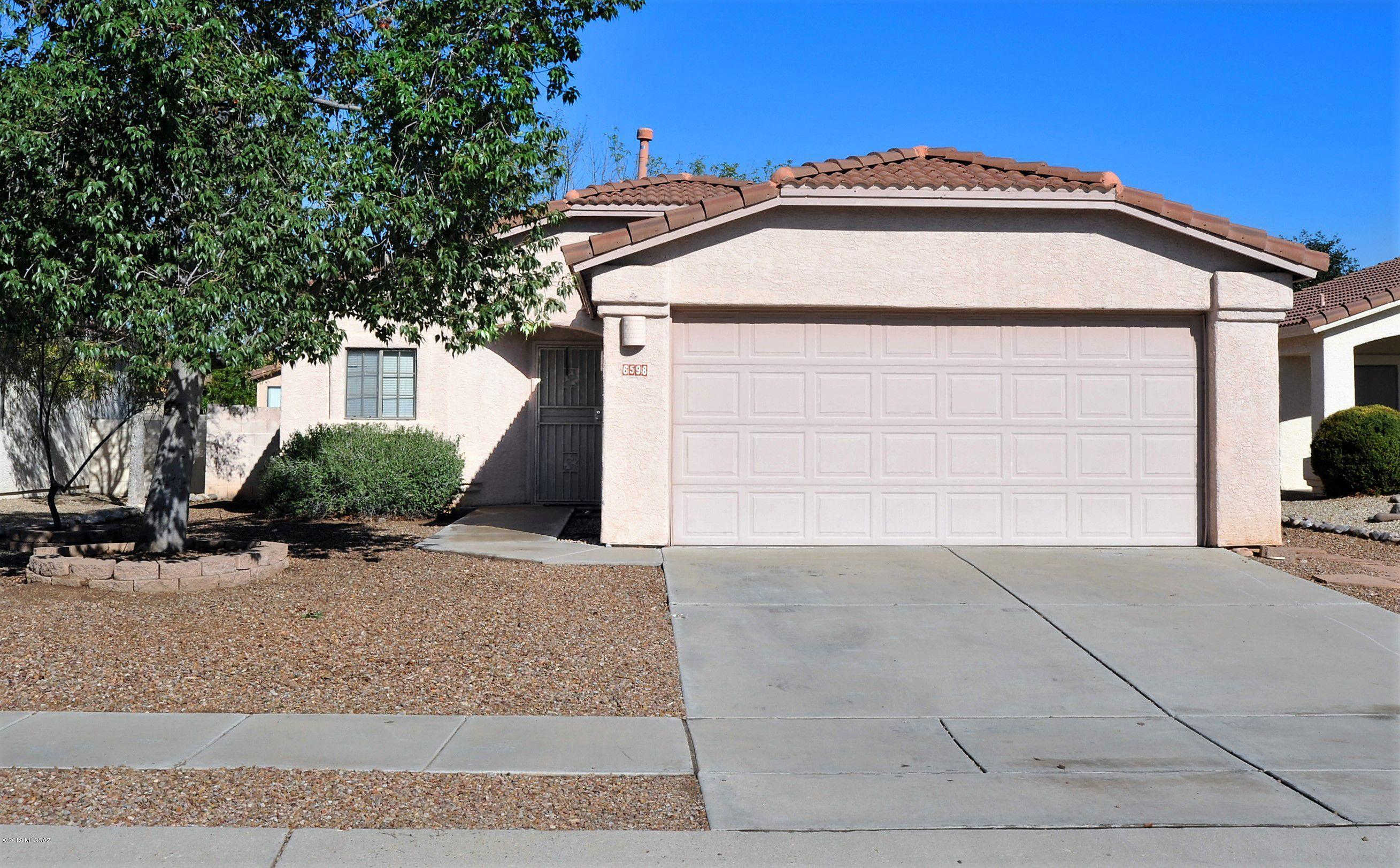 Another Property Sold - 6598 W Wenden Way, Tucson, AZ 85743