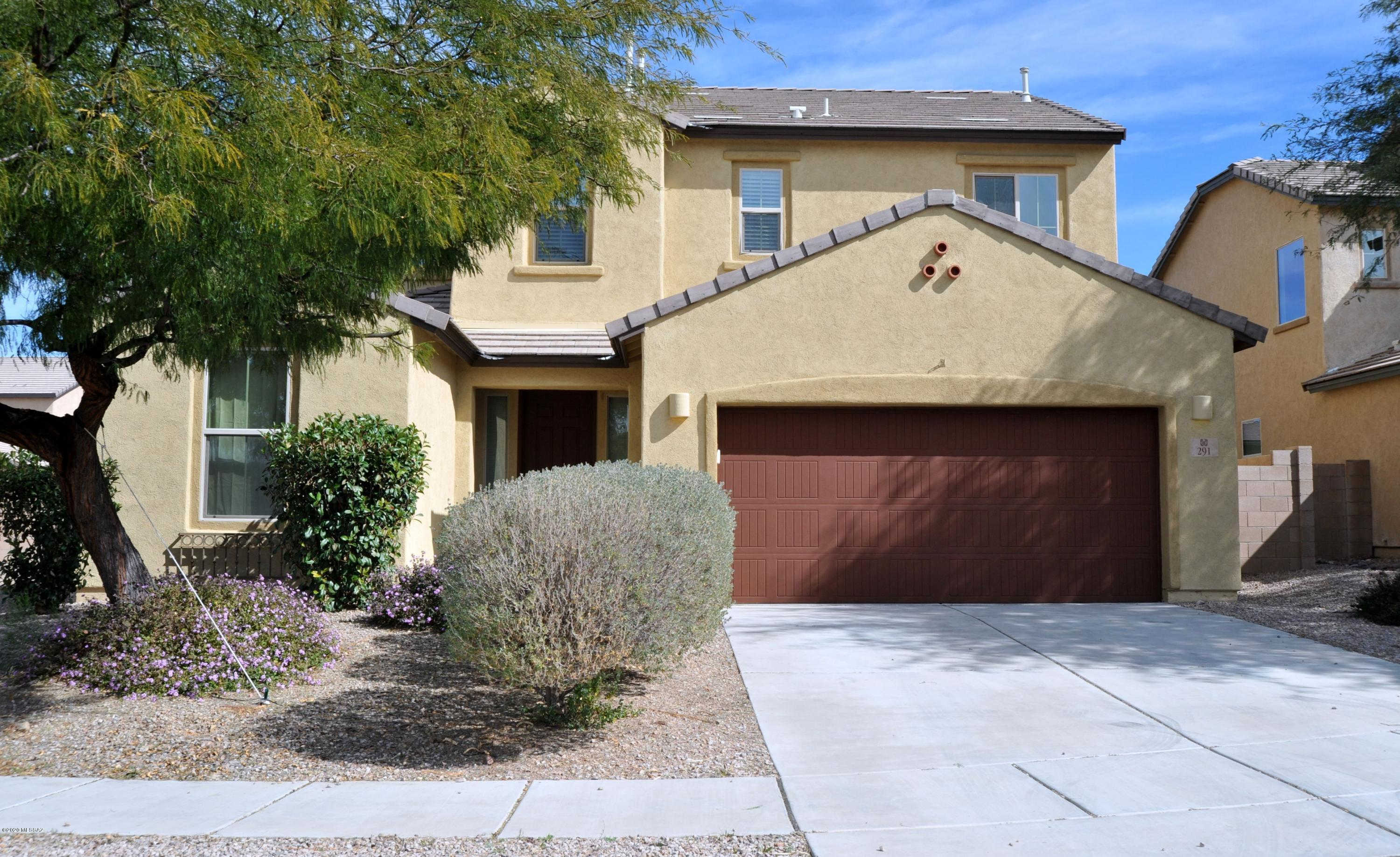291 E Refuge Loop, Vail, AZ 85641 is now new to the market!