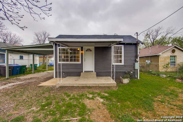 Another Property Sold - 228 Villareal St, San Antonio, TX 78210-5548