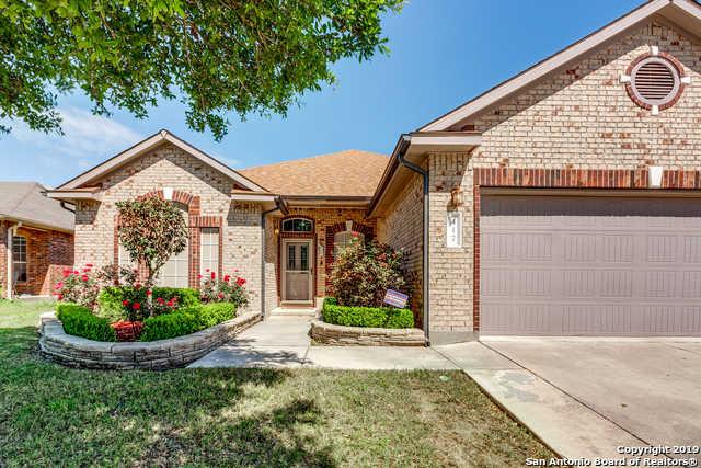 Another Property Sold - 417 Silver Buckle, Schertz, TX 78154-3500