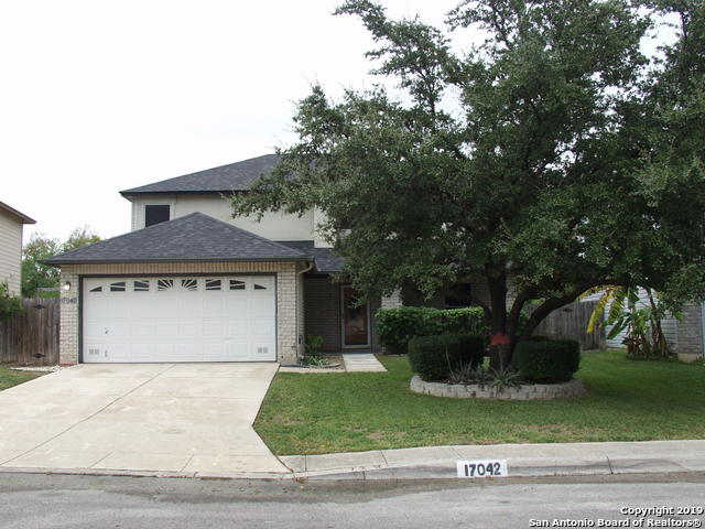 17042 Irongate Rail, San Antonio, TX 78247-6203 is now new to the market!