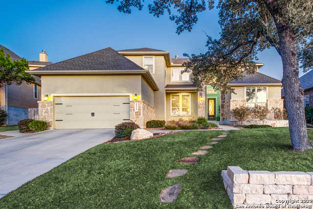 10418 Springcroft Ct, Helotes, TX 78023 now has a new price of $594,000!