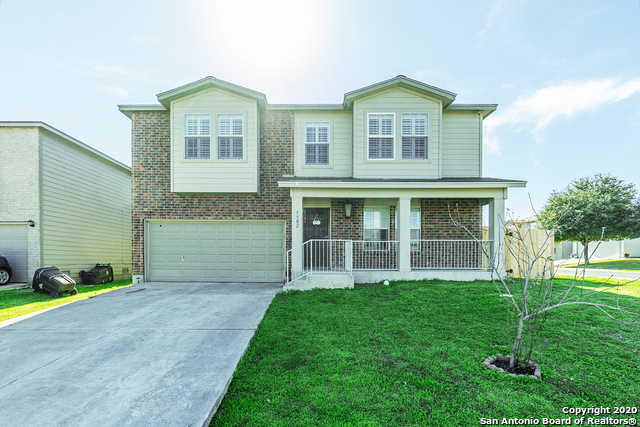 7902 Arabian Cove, San Antonio, TX 78244 now has a new price of $218,950!