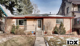 632 North Ogden Street, Denver, CO 80218