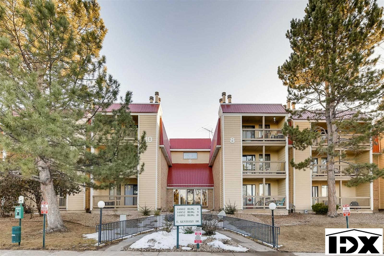 Another Property Sold - 14892 East Kentucky Drive #1022, Aurora, CO 80012