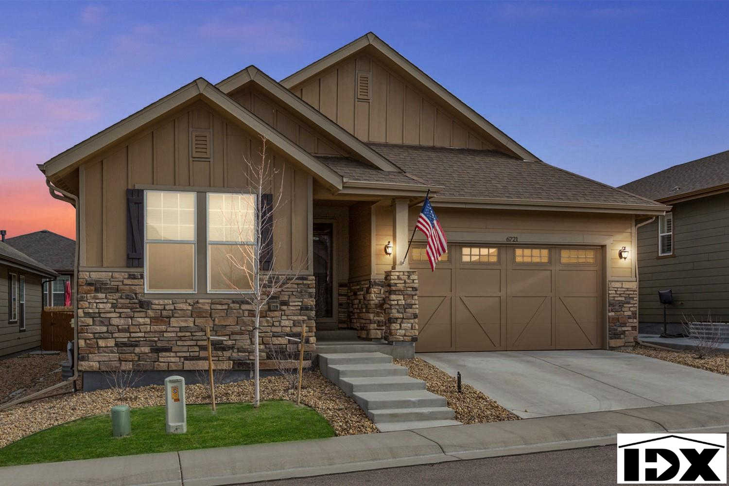 6721 Club Villa Road, Parker, CO 80134 now has a new price of $465,000!