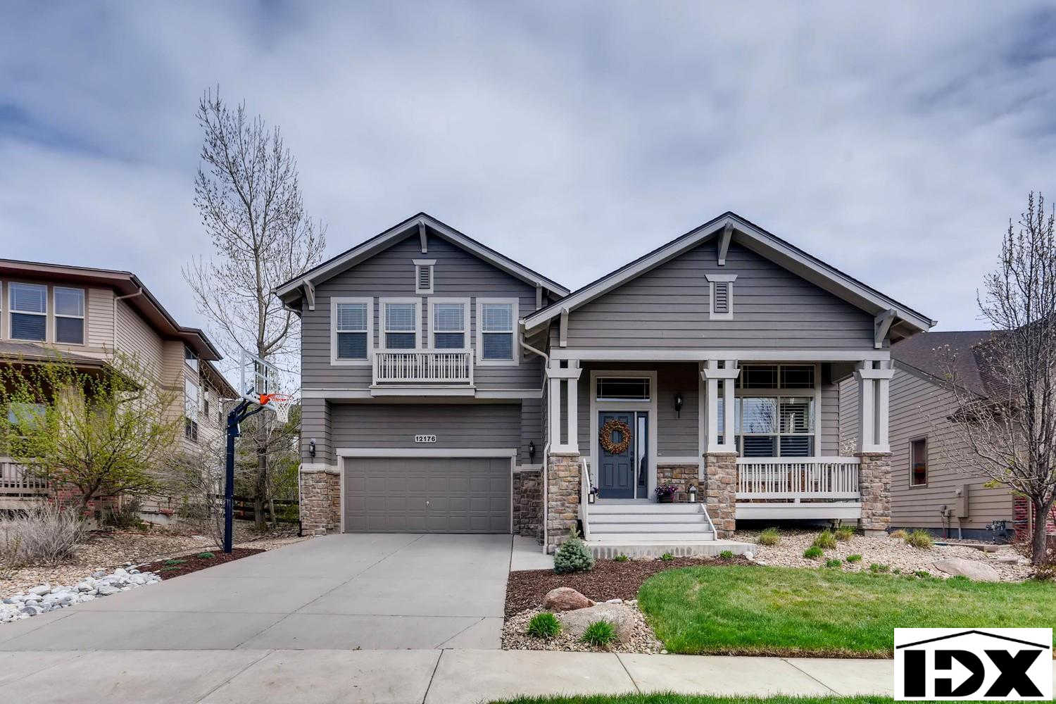 Another Property Sold - 12176 South Hidden Trail Court, Parker, CO 80138