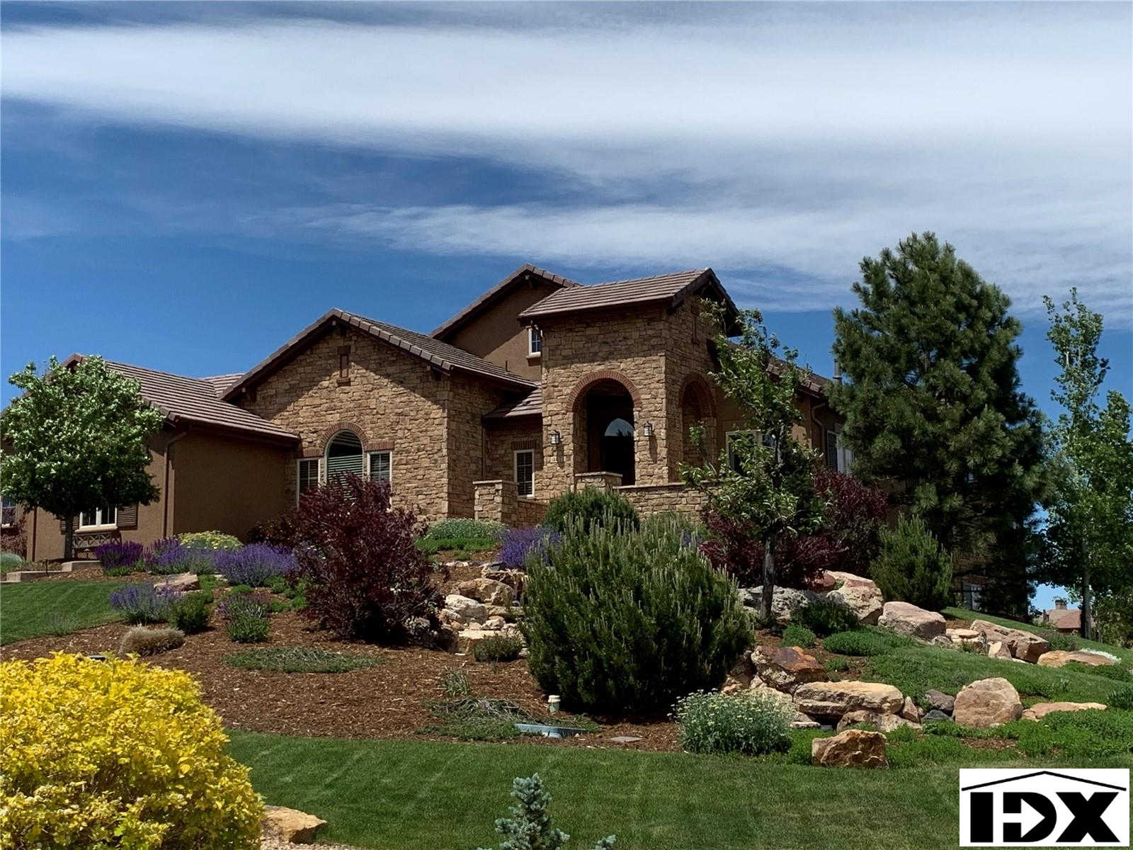 4671 Sonado Place, Parker, CO 80134 now has a new price of $1,150,000!