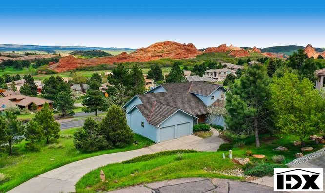 6386 Warriors Run, Littleton, CO 80125 now has a new price of $575,000!