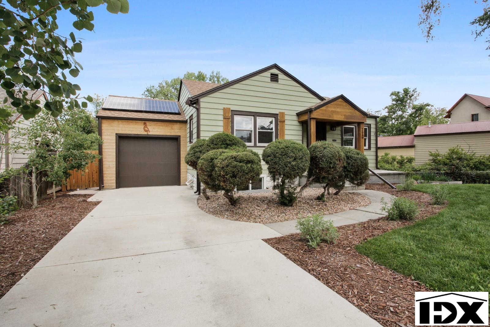 2636 South Pearl Street, Denver, CO 80210 now has a new price of $519,999!