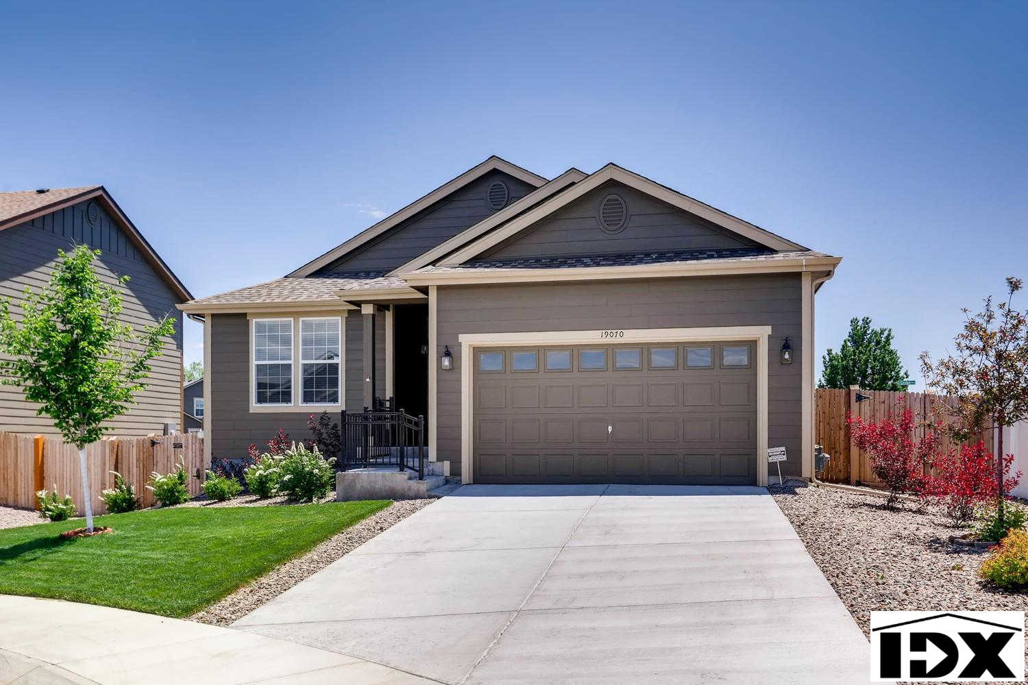 19070 East Adriatic Circle, Aurora, CO 80013 is now new to the market!