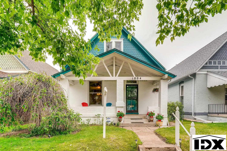 1004 South Pennsylvania Street, Denver, CO 80209 now has a new price of $600,000!
