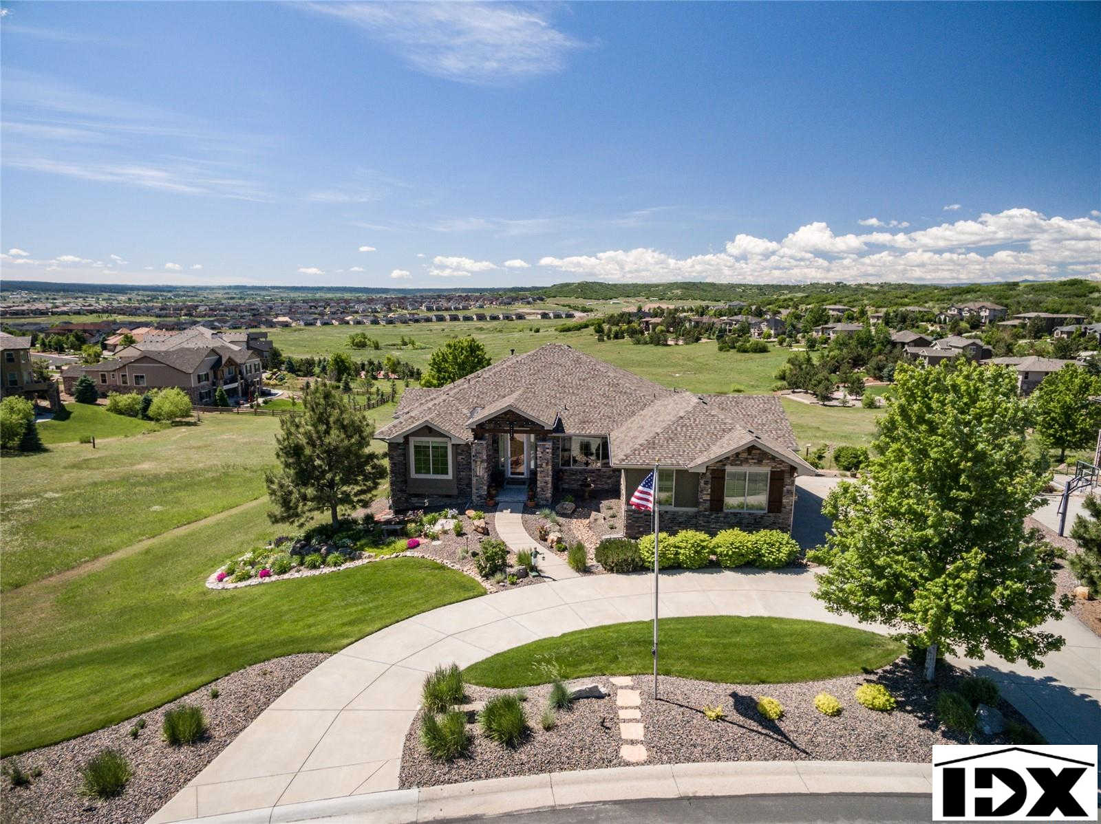 4505 Carefree Trail, Parker, CO 80134 now has a new price of $925,000!