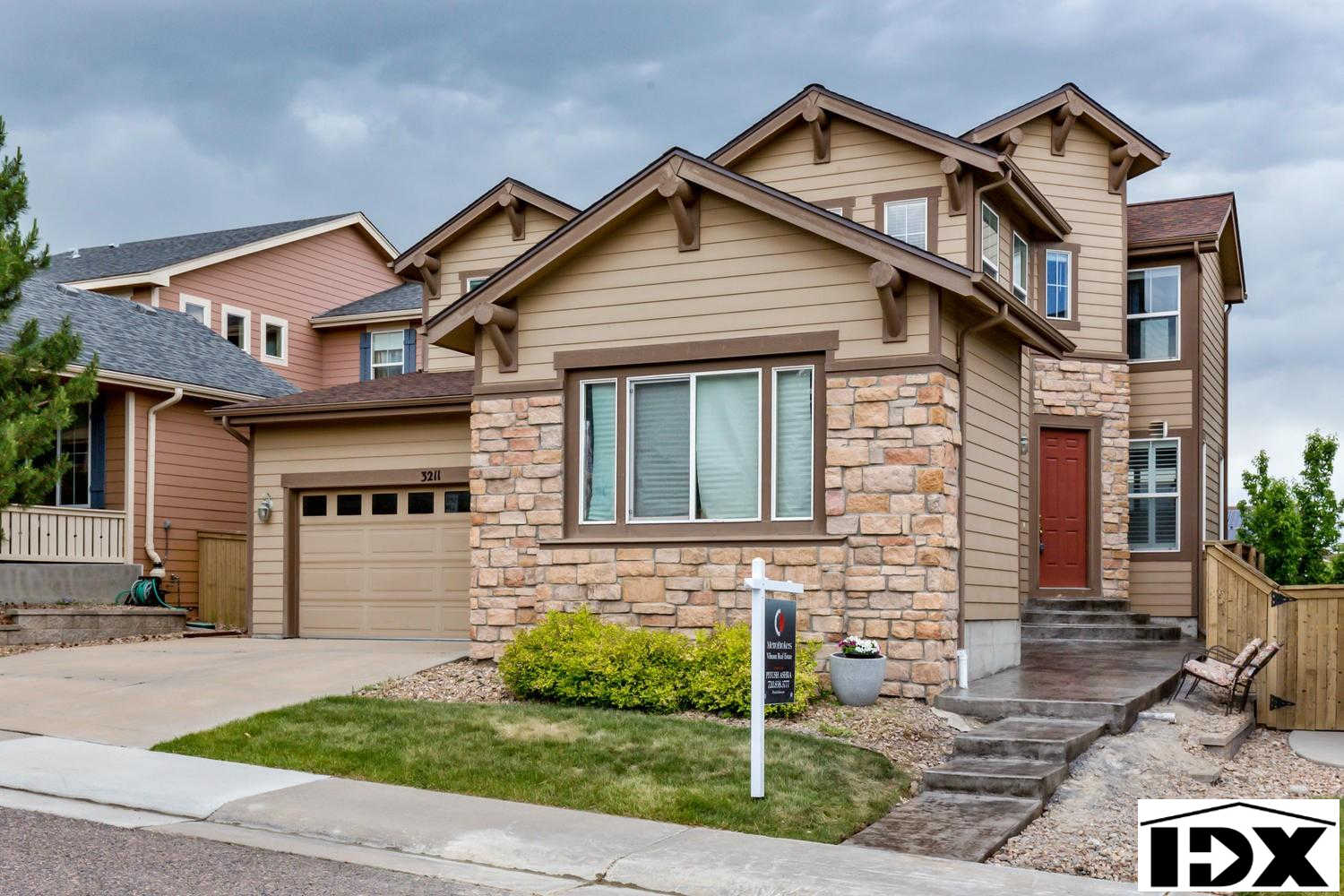 Another Property Sold - 3211 Fox Sedge Lane, Highlands Ranch, CO 80126