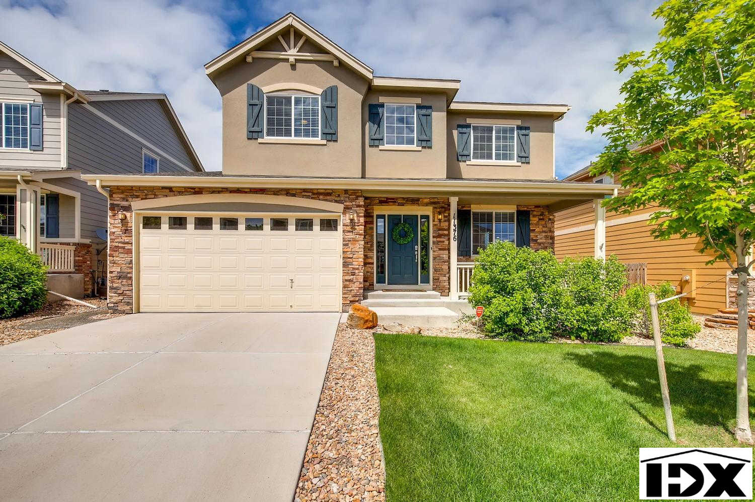 Another Property Sold - 11376 South Trailmaster Circle, Parker, CO 80134