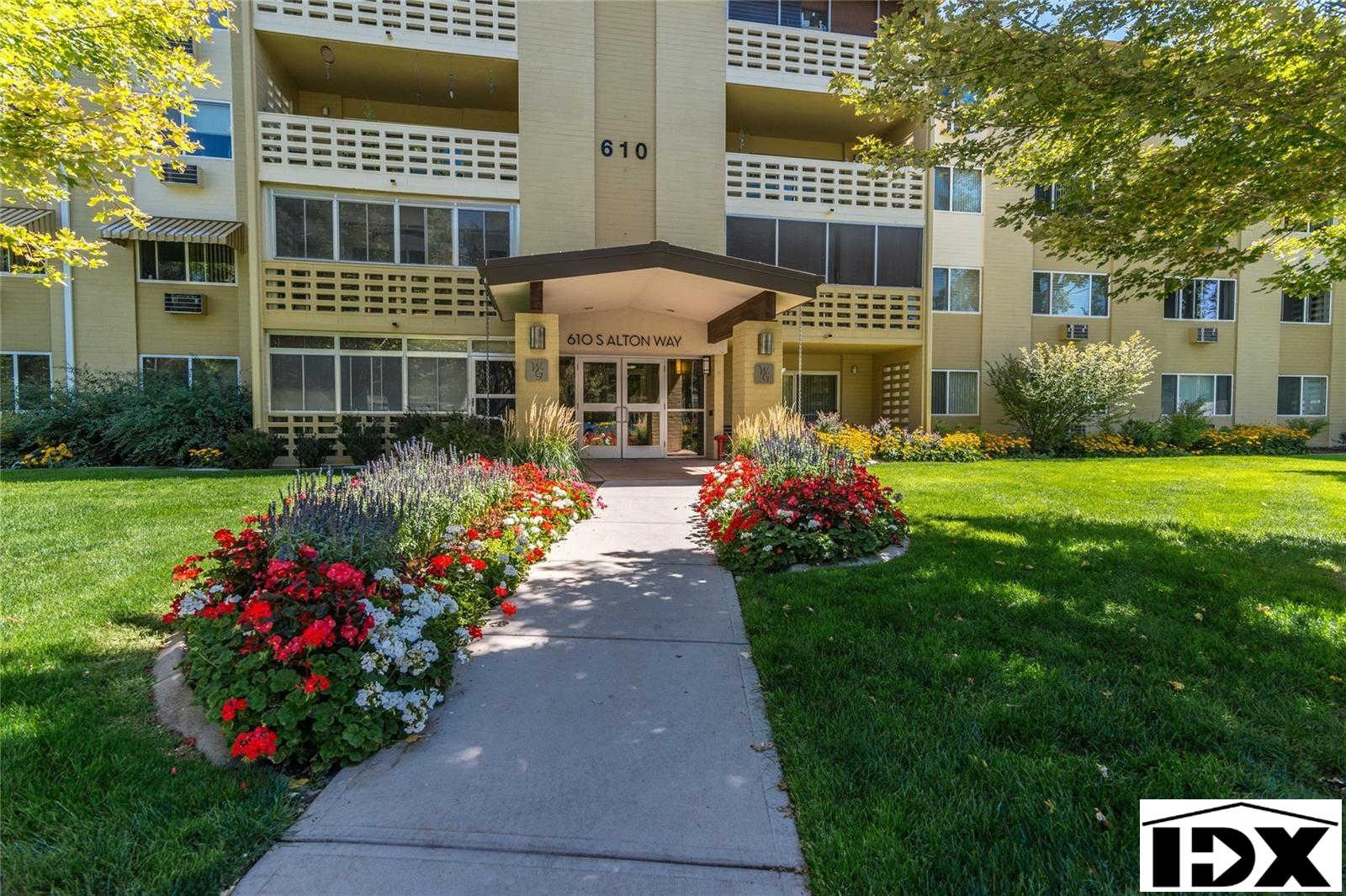 610 South Alton Way #7C, Denver, CO 80247 is now new to the market!
