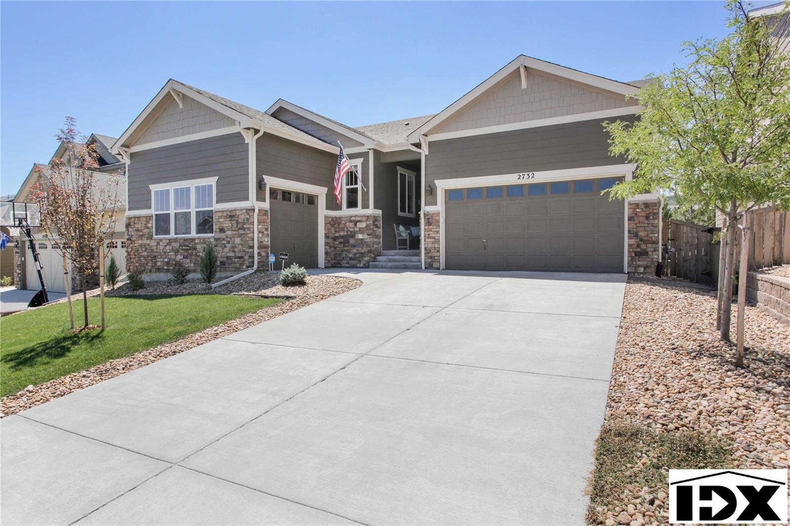 2732 Rising Moon Way, Castle Rock, CO 80109 now has a new price of $669,500!