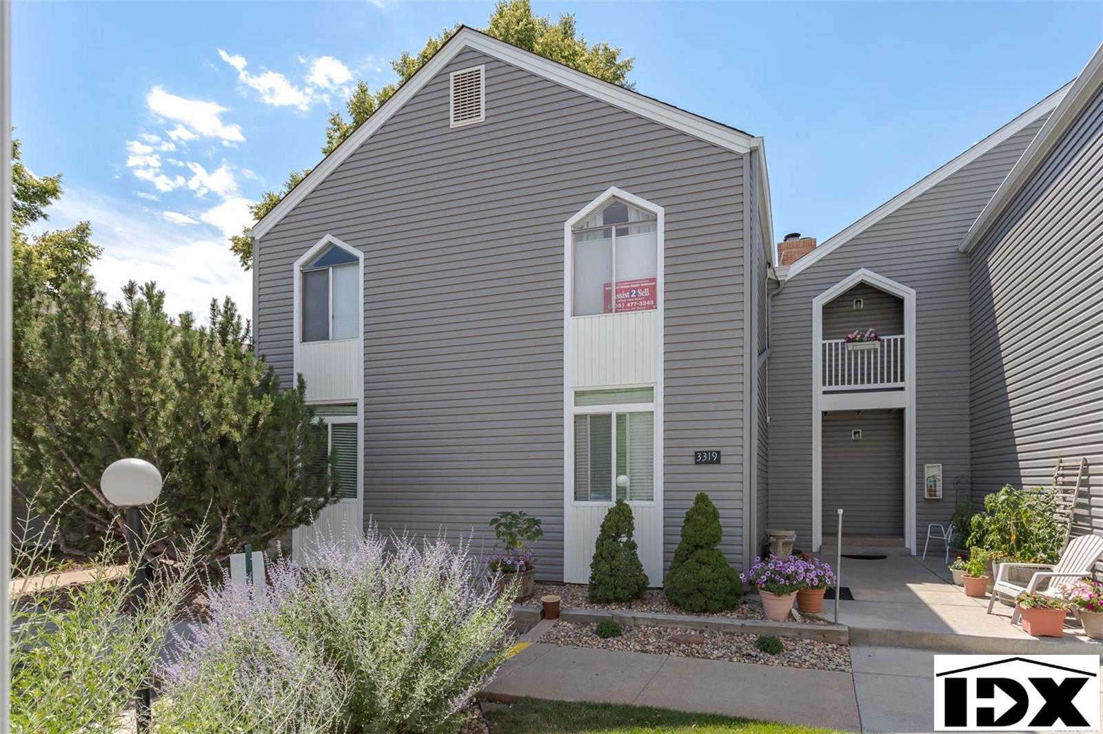 3319 South Monaco Parkway #D, Denver, CO 80222 is now new to the market!