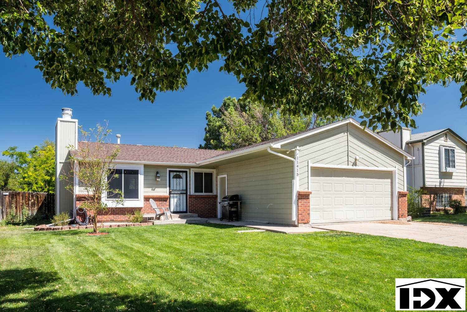 11415 East Highline Drive, Aurora, CO 80010 is now new to the market!