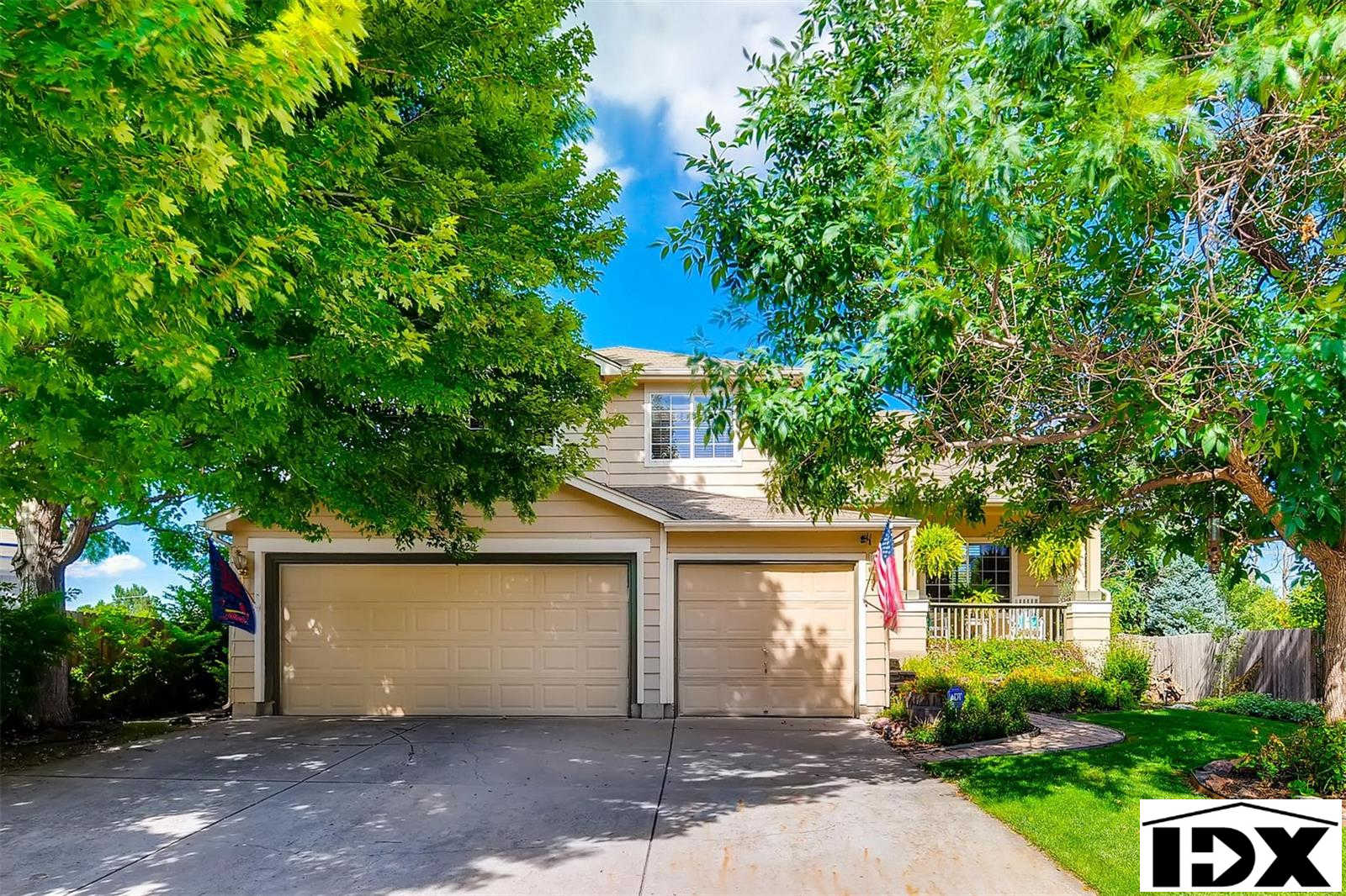 8422 Golden Eye Drive, Parker, CO 80134 is now new to the market!