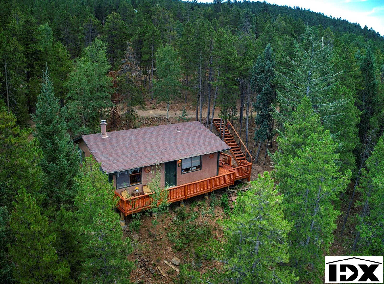 8731 London Lane, Conifer, CO 80433 is now new to the market!
