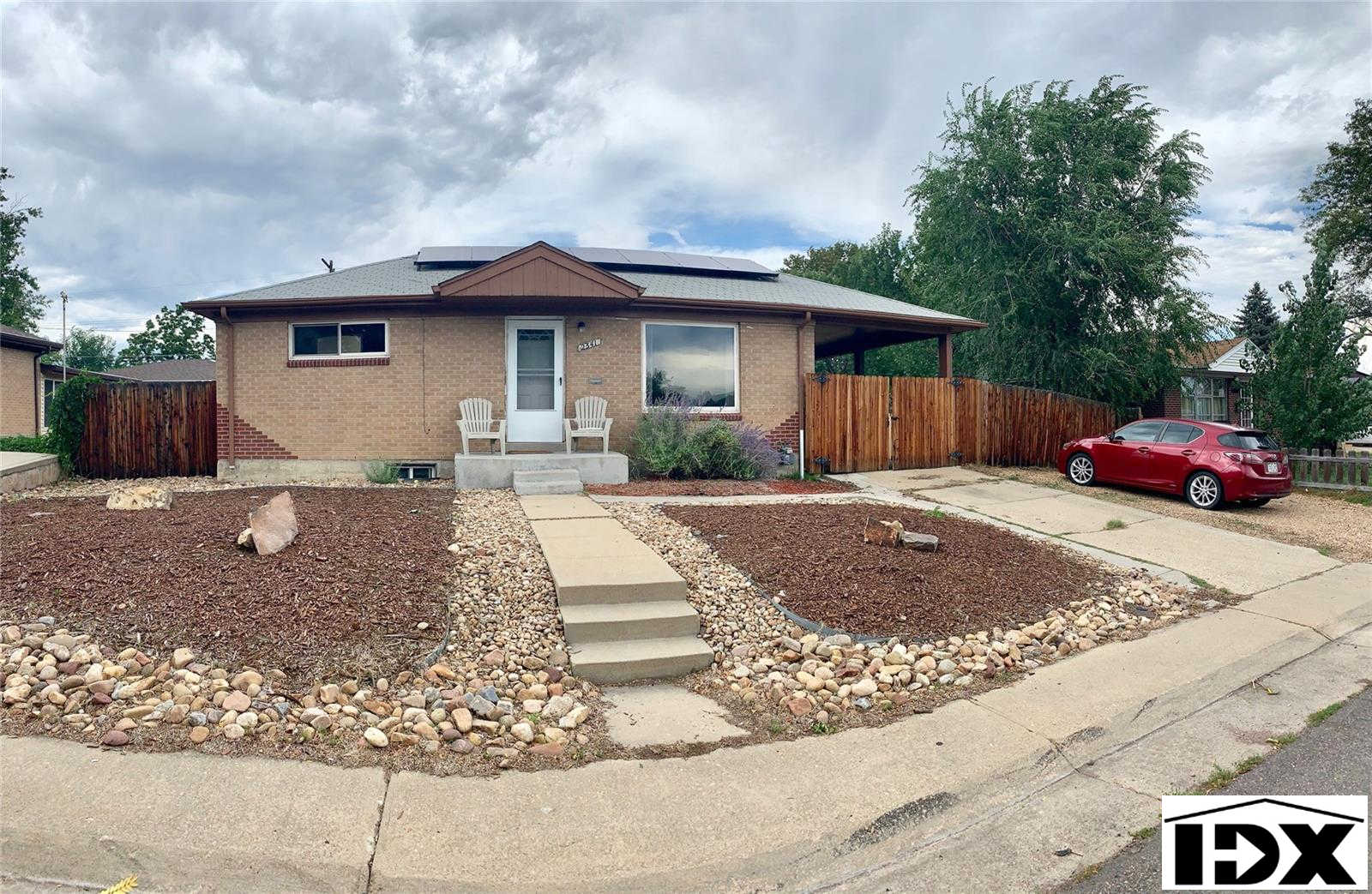 2341 West 74th Avenue, Denver, CO 80221 is now new to the market!