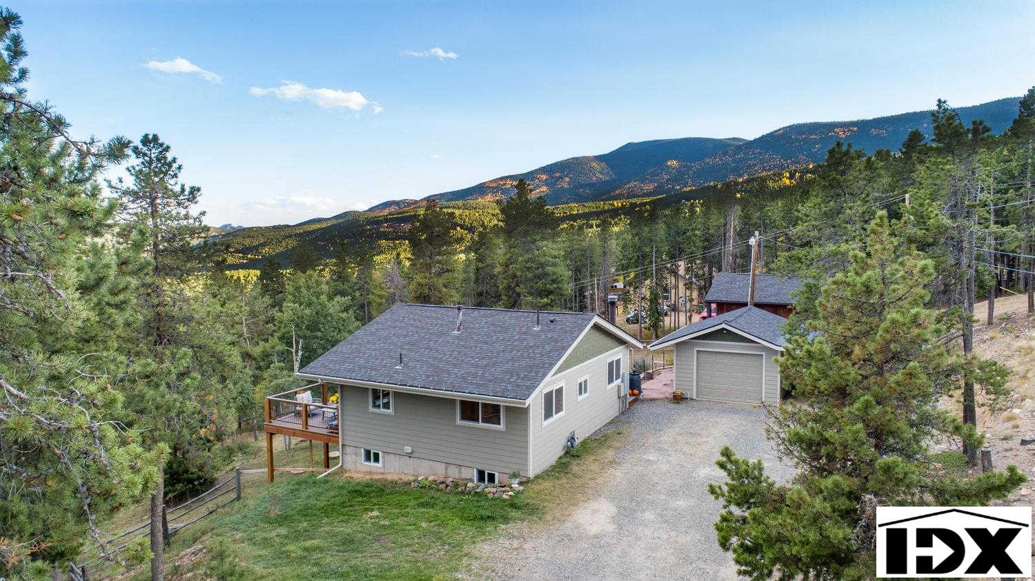8 Sioux Trail, Evergreen, CO 80439 now has a new price of $449,000!