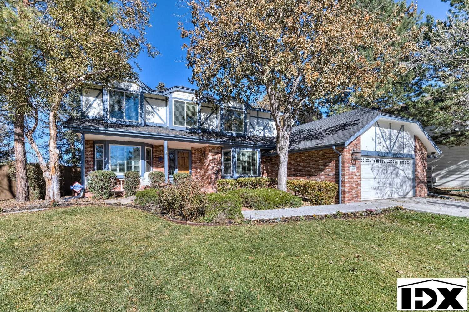 1661 Red Fox Place, Highlands Ranch, CO 80126 is now new to the market!