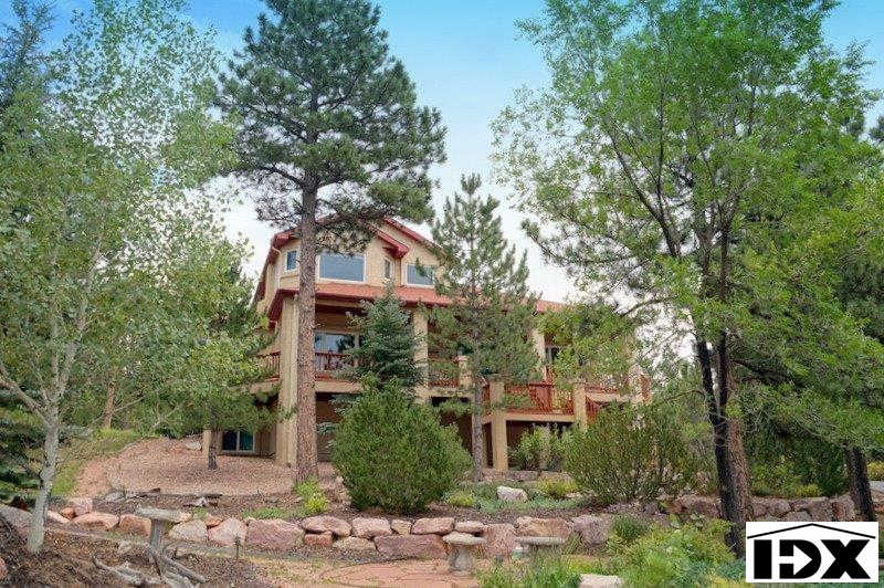 15863 Wildhaven Lane, Colorado Springs, CO 80921 now has a new price of $639,800!