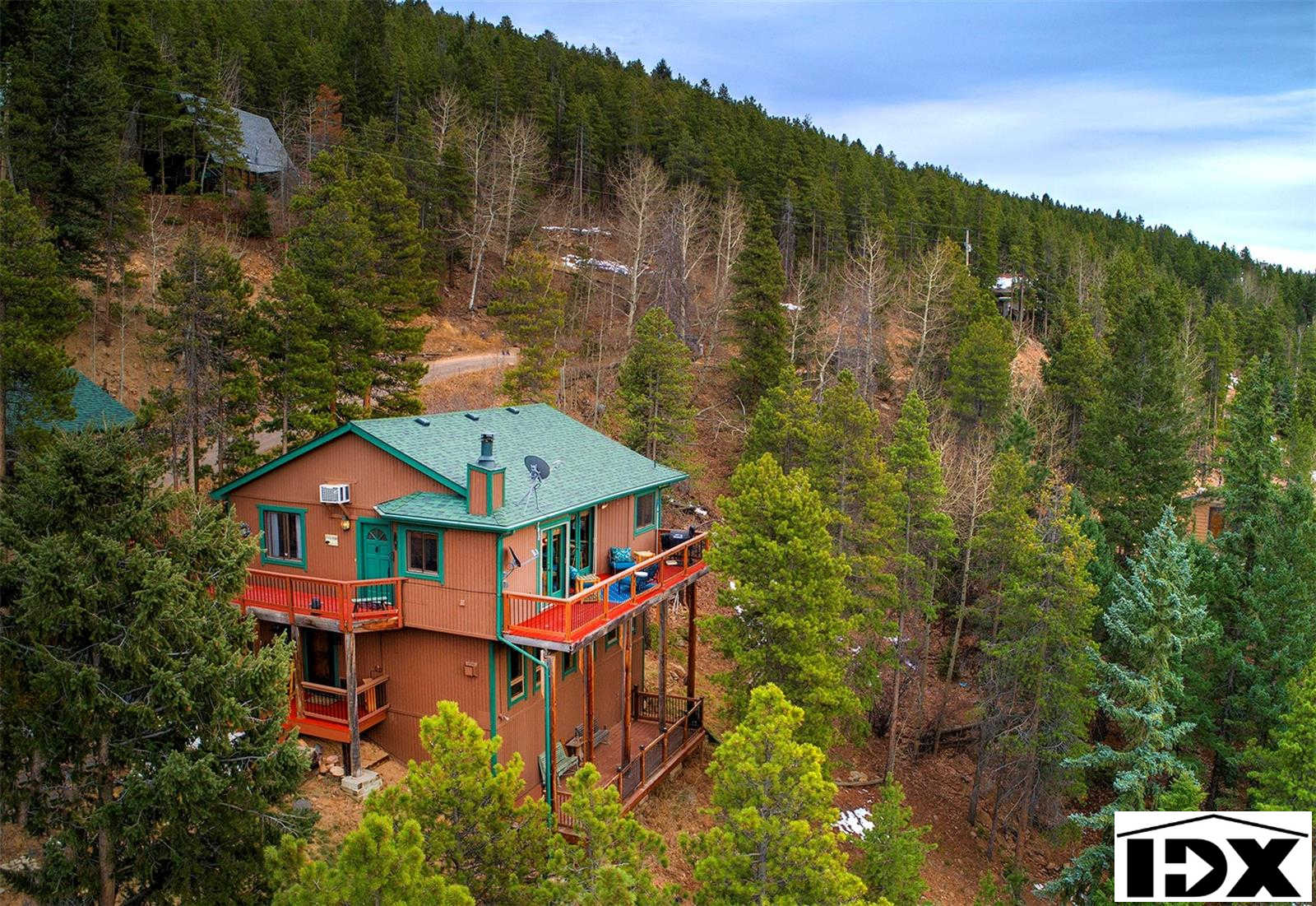 8581 London Lane, Conifer, CO 80433 is now new to the market!