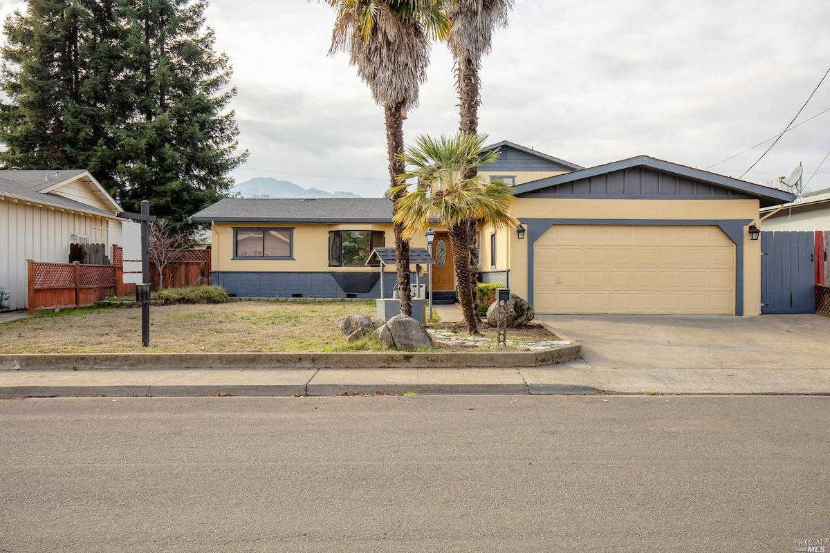 Another Property Sold - 278 Pomo Drive, Ukiah, CA 95482