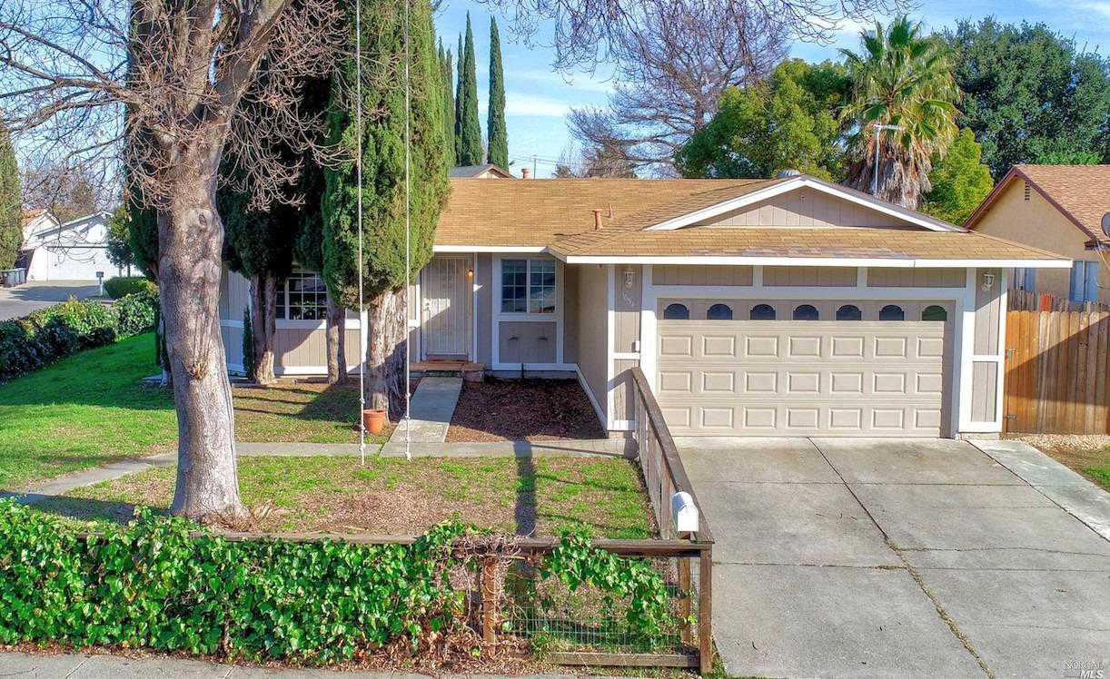 Another Property Sold - 1654 Quail Drive, Fairfield, CA 94533
